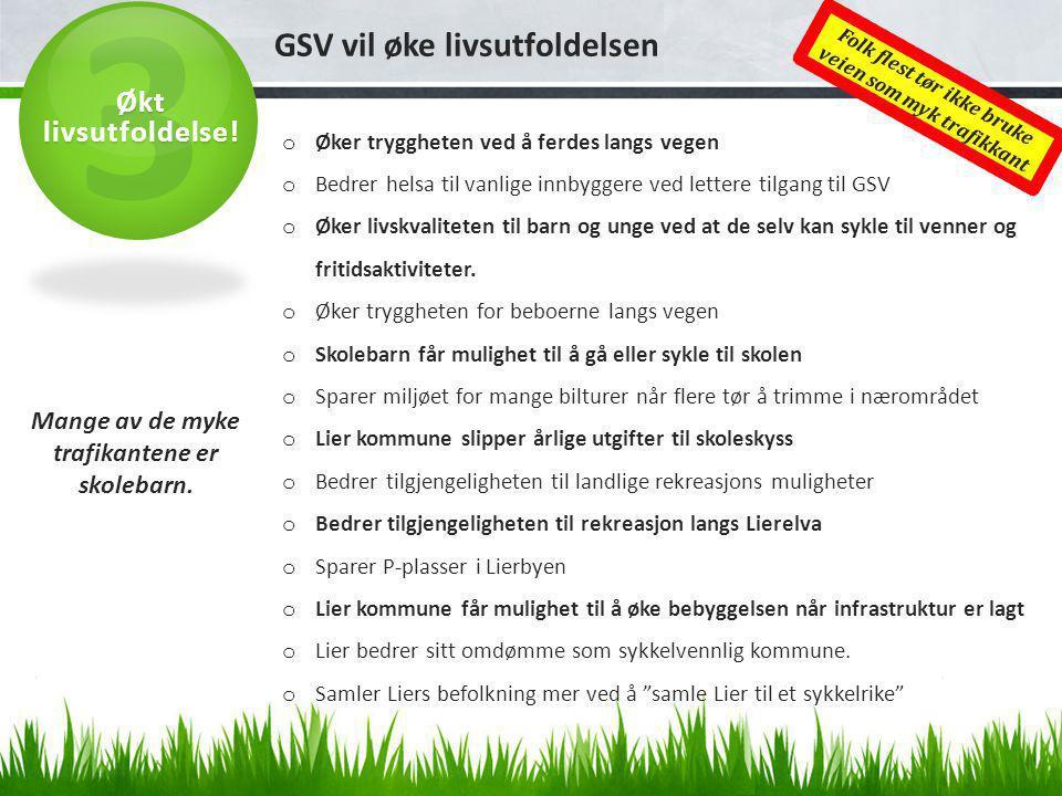 GSV vil øke livsutfoldelsen