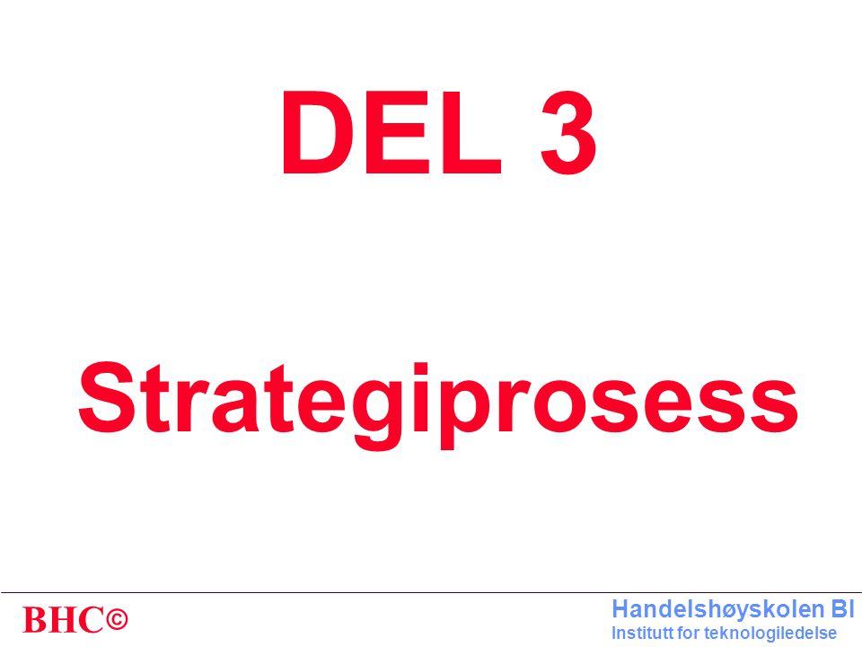 DEL 3 Strategiprosess