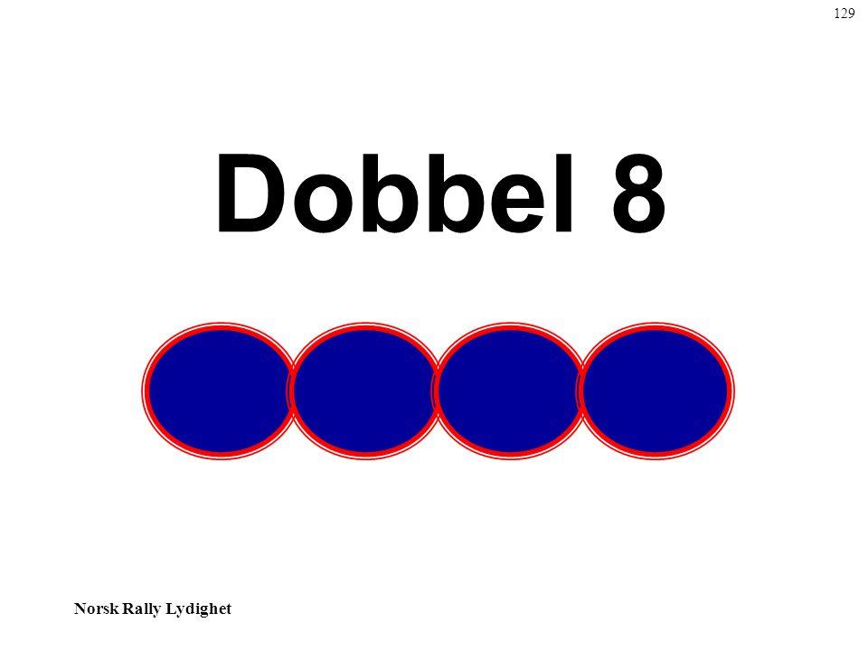 129 Dobbel 8