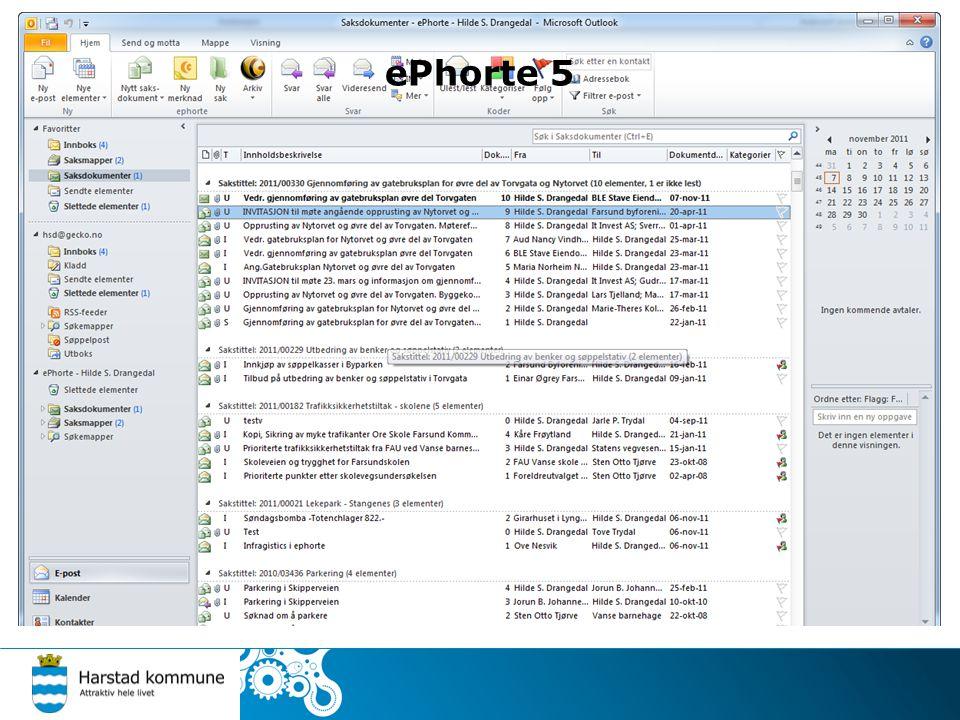 ePhorte 5