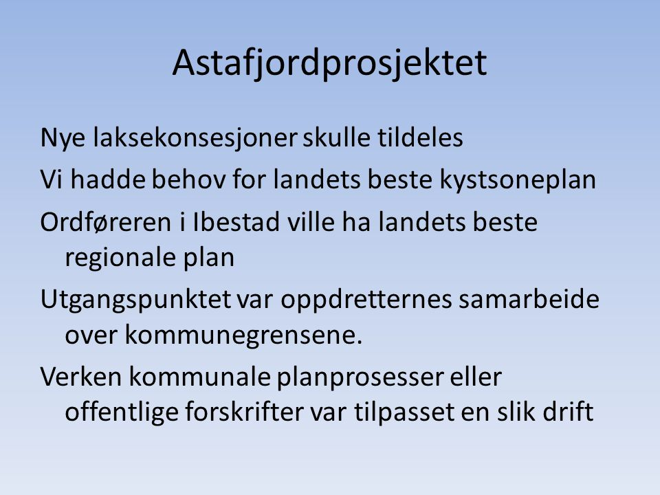Astafjordprosjektet
