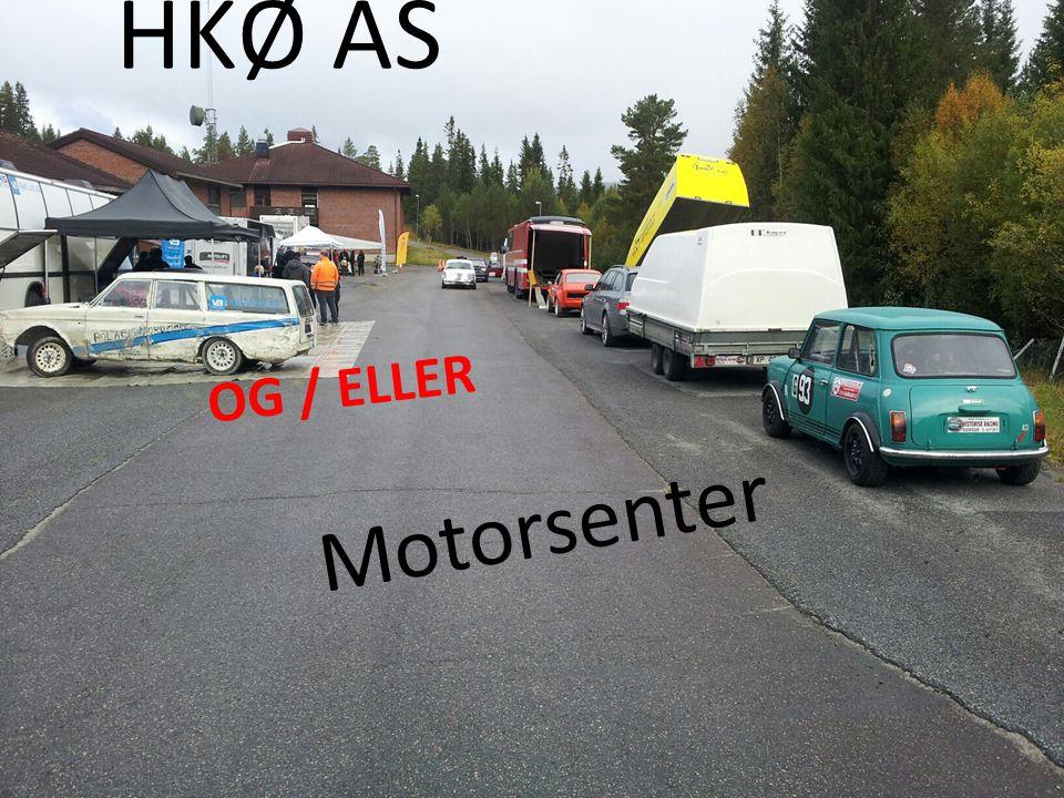 HKØ AS OG / ELLER Motorsenter