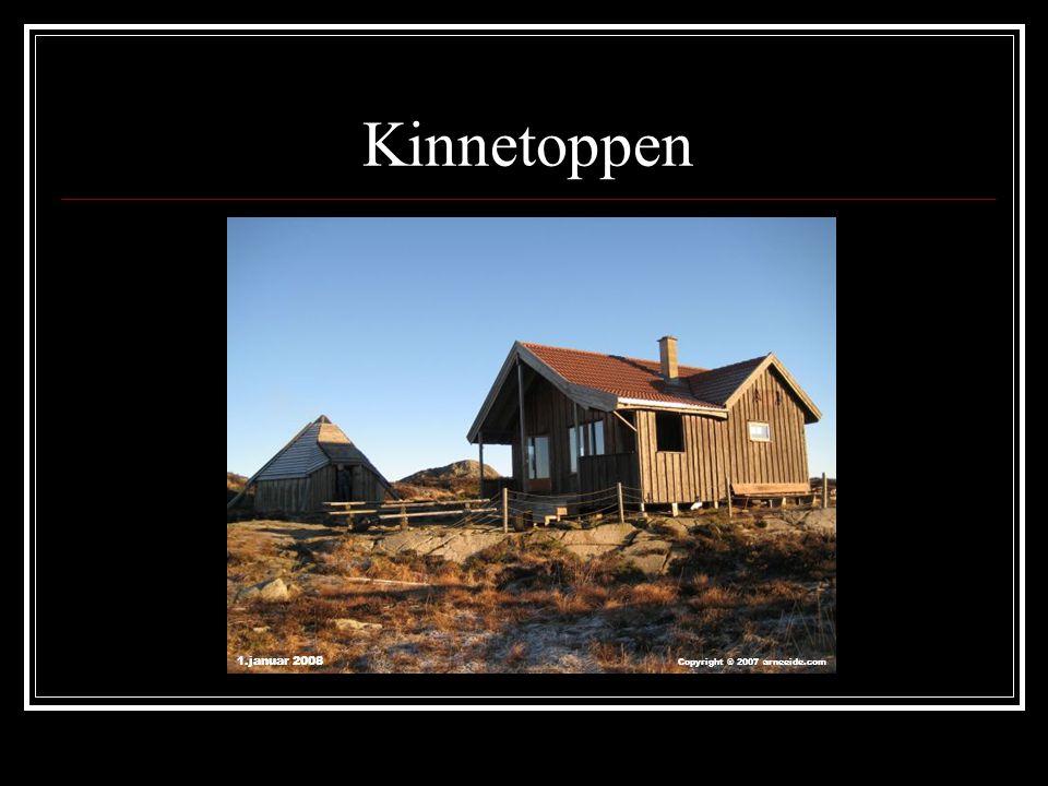 Kinnetoppen 1.januar 2008 Copyright ® 2007 arneeide.com