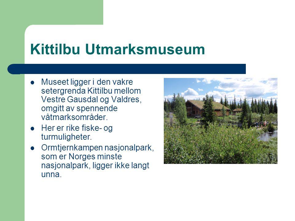 Kittilbu Utmarksmuseum