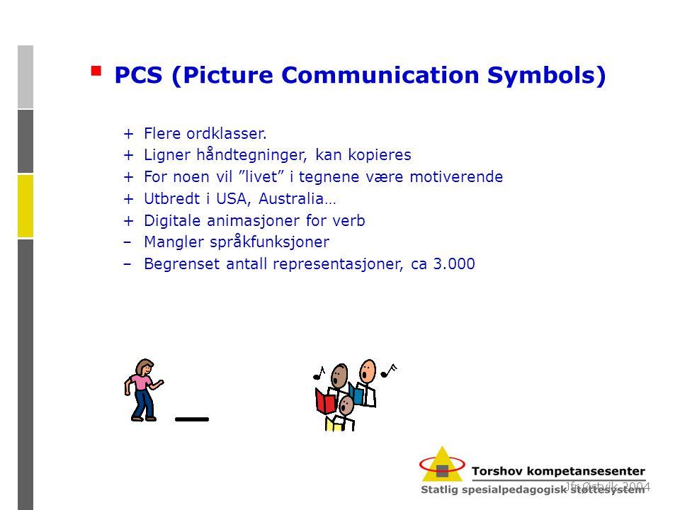PCS (Picture Communication Symbols)