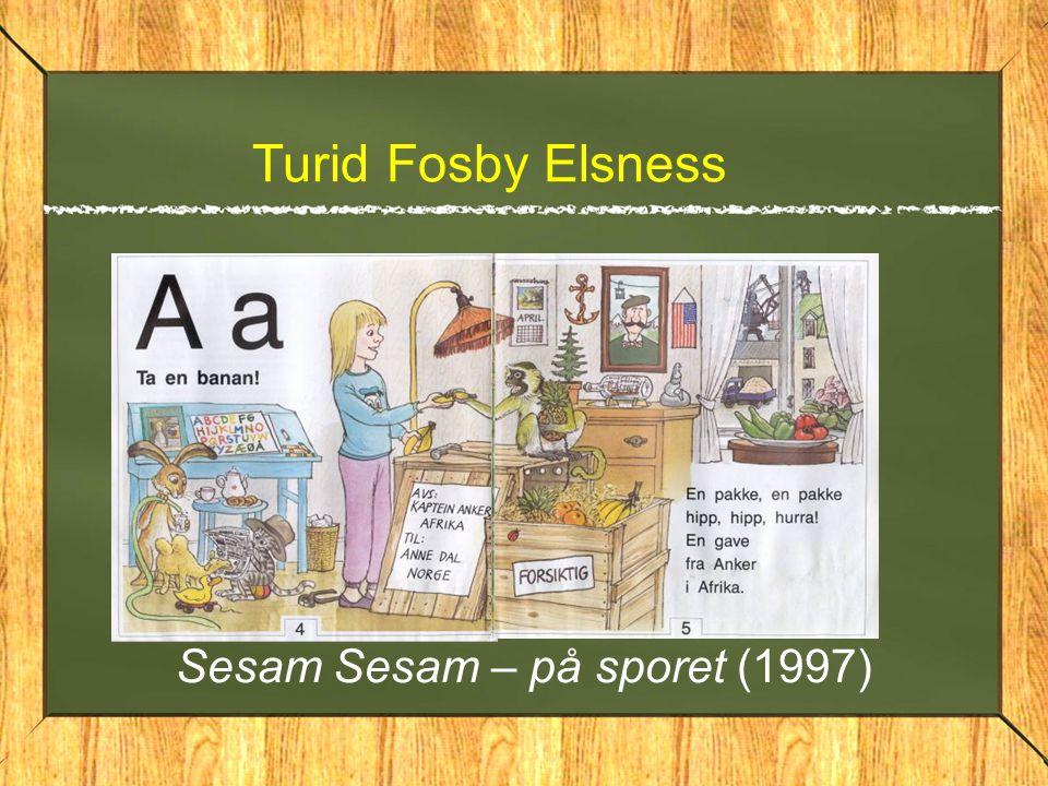 Sesam Sesam – på sporet (1997)