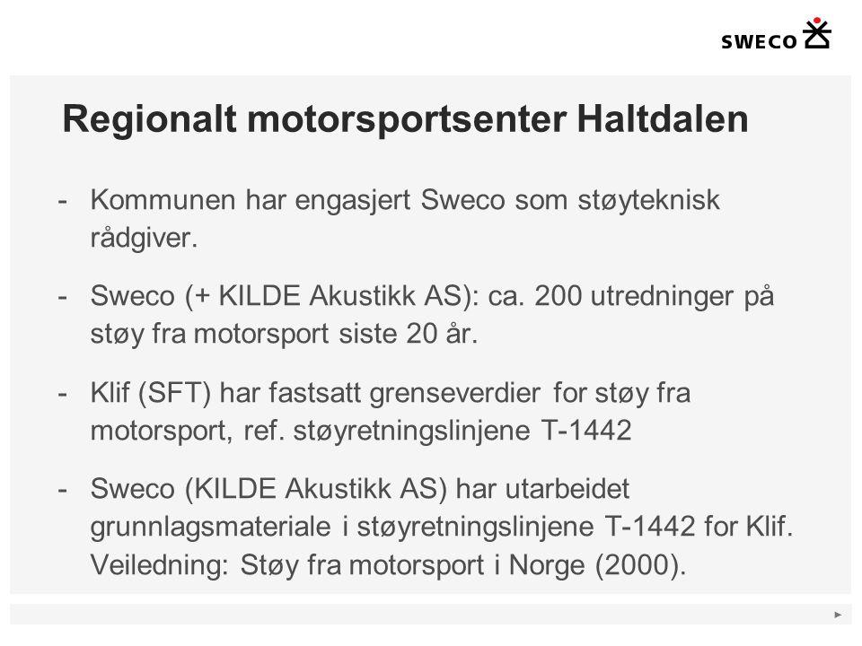 Regionalt motorsportsenter Haltdalen