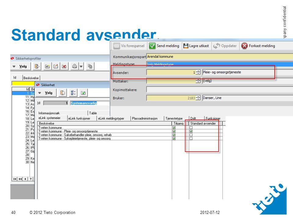 Standard avsender 2012-07-12