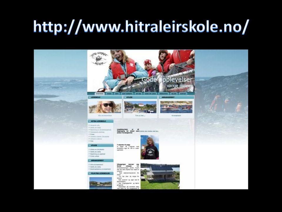http://www.hitraleirskole.no/
