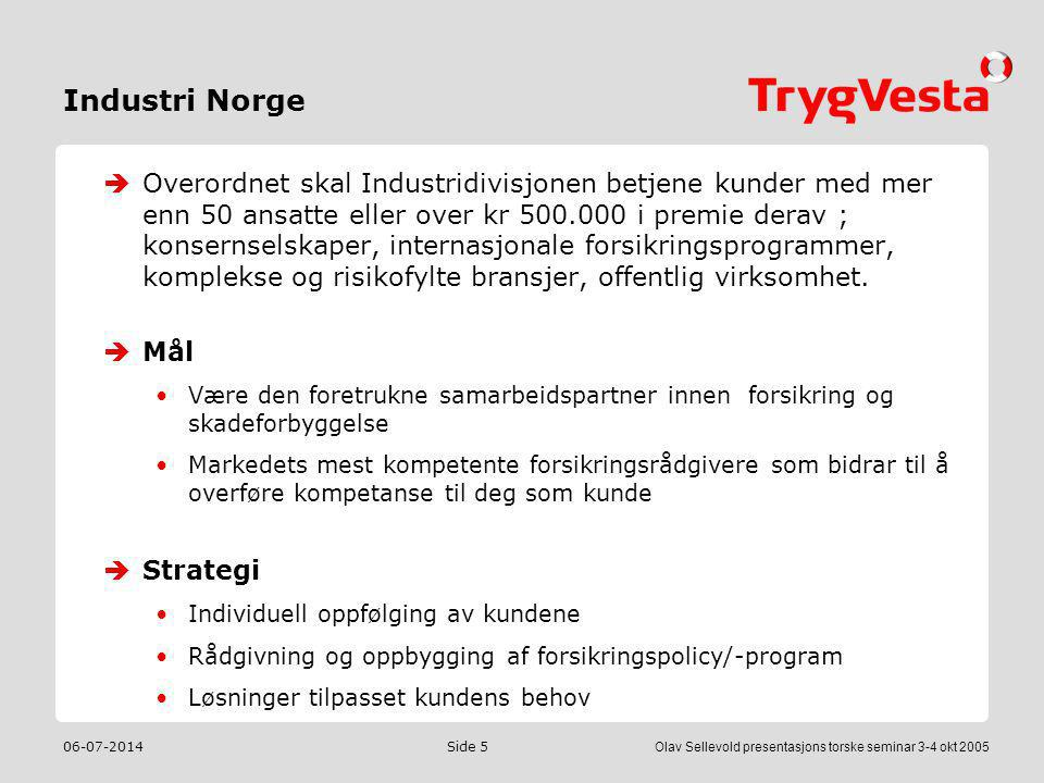 Industri Norge