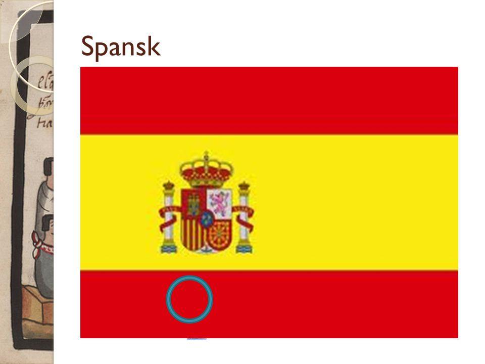 Spansk Fra Sevilla til Amerika C=S B=V