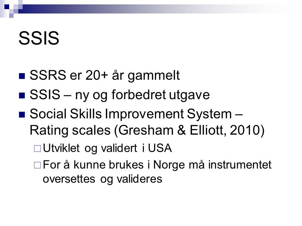 SSIS SSRS er 20+ år gammelt SSIS – ny og forbedret utgave