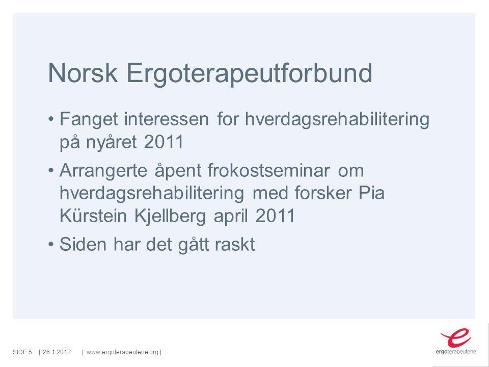 Norsk Ergoterapeutforbund