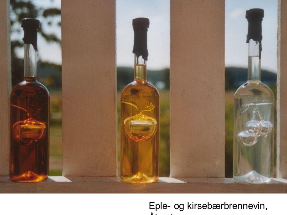 Eple- og kirsebærbrennevin, Åland