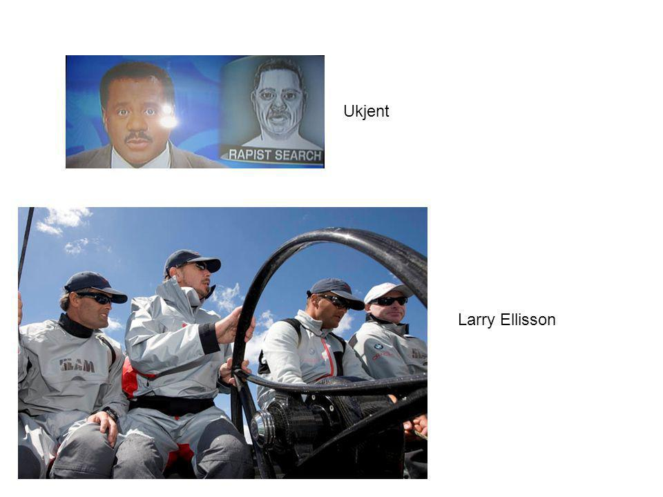 Ukjent Larry Ellisson