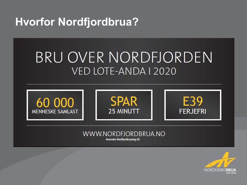 Hvorfor Nordfjordbrua