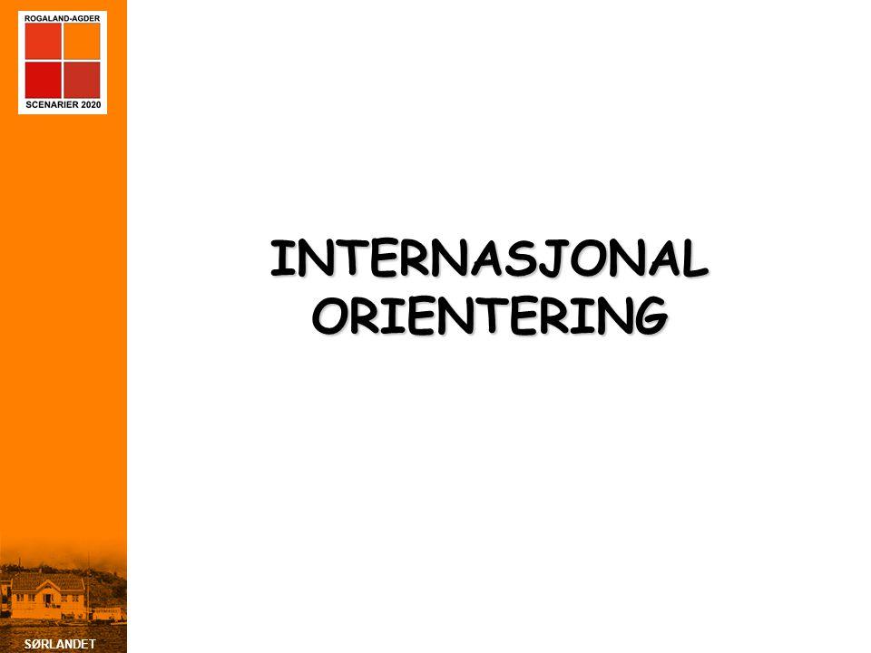 INTERNASJONAL ORIENTERING