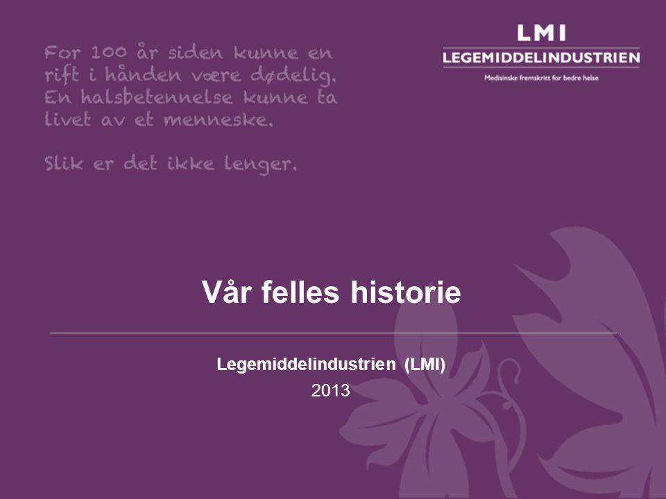 Legemiddelindustrien (LMI)