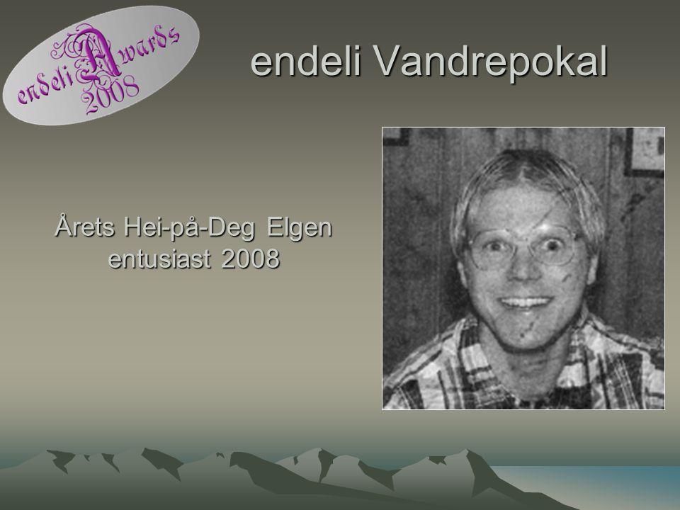 Årets Hei-på-Deg Elgen entusiast 2008