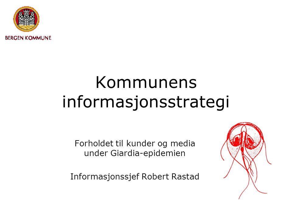 Kommunens informasjonsstrategi
