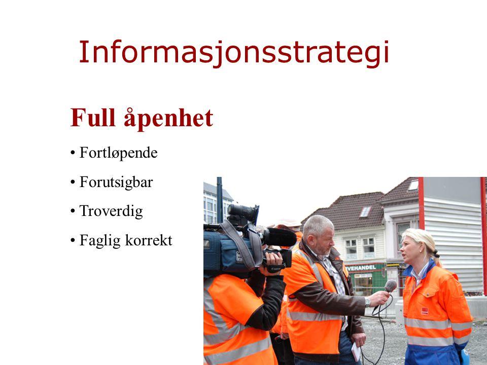 Informasjonsstrategi