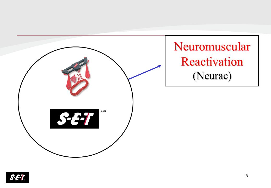 Neuromuscular Reactivation