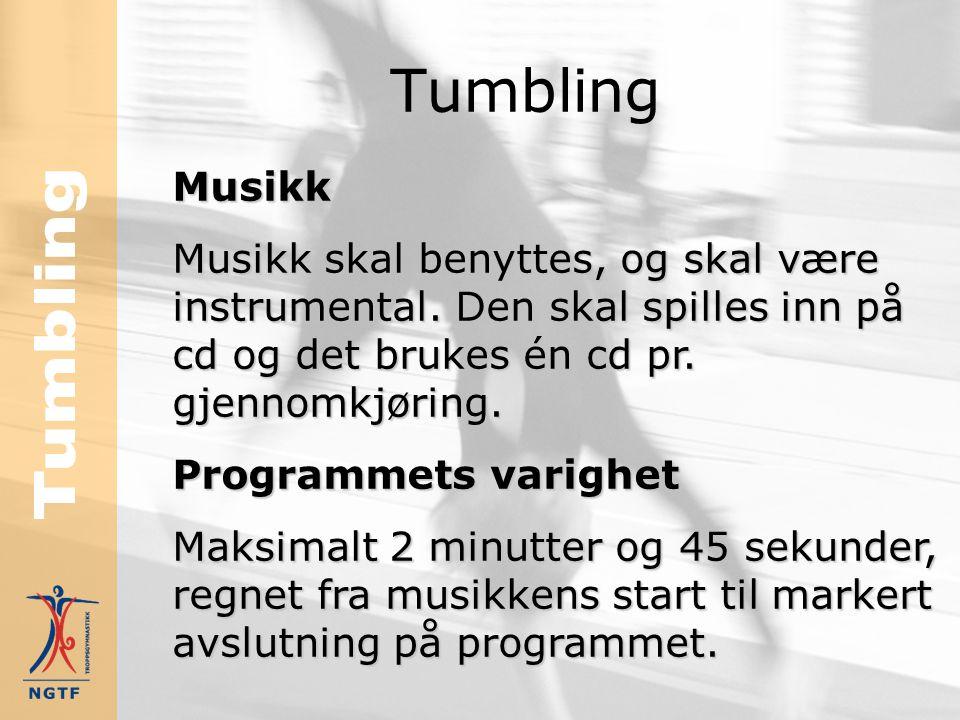 Tumbling Tumbling Musikk