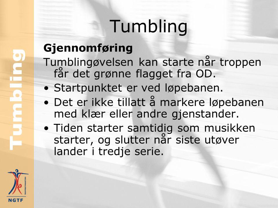 Tumbling Tumbling Gjennomføring