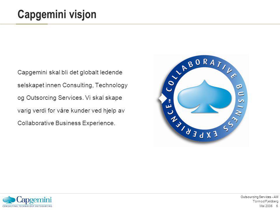 A major global service provider