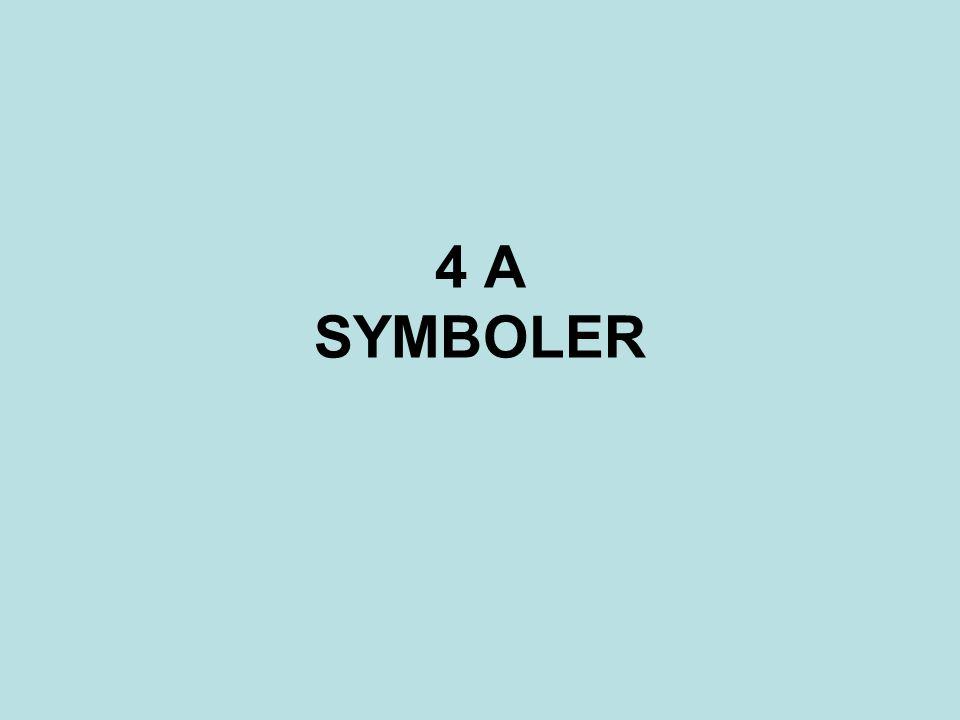 4 A SYMBOLER