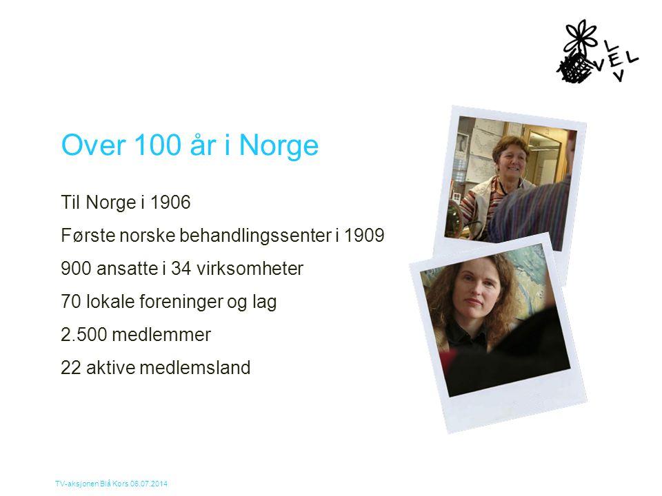 Over 100 år i Norge