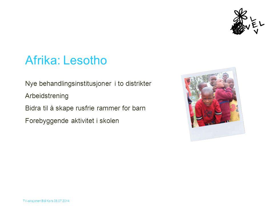 Afrika: Lesotho