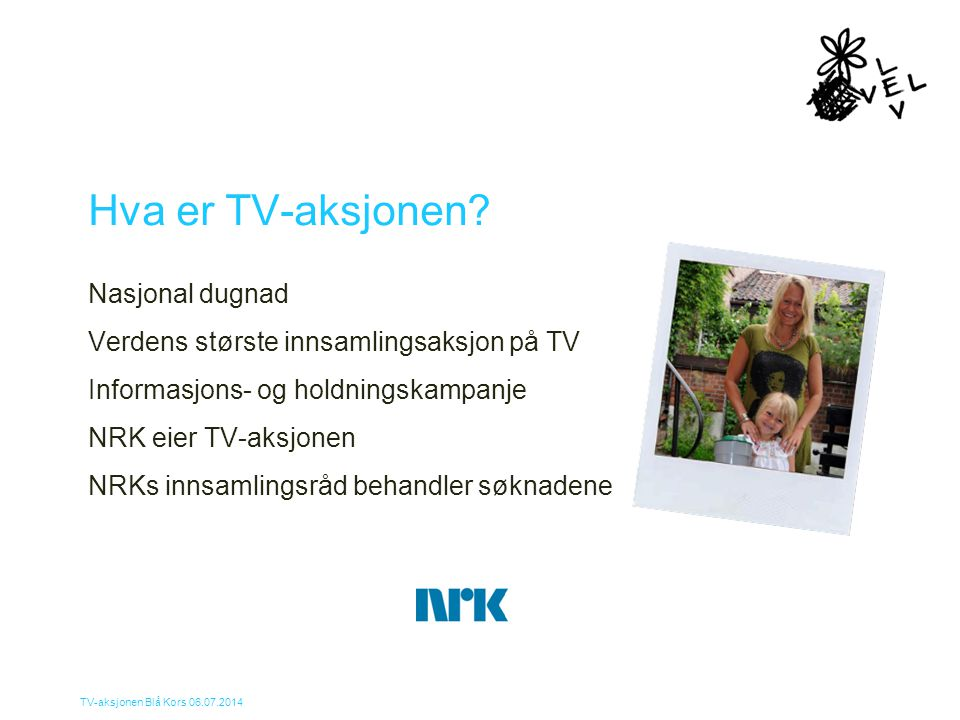 Hva er TV-aksjonen