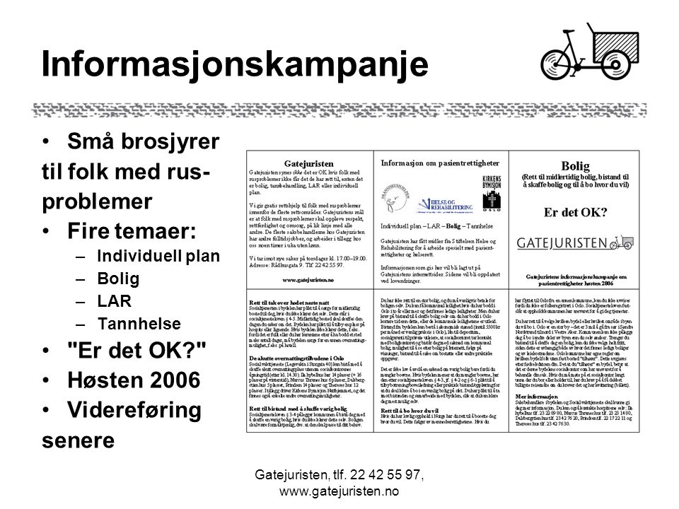 Informasjonskampanje