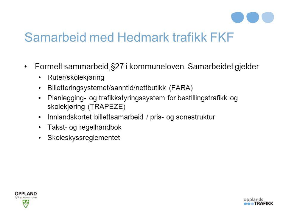 Samarbeid med Hedmark trafikk FKF