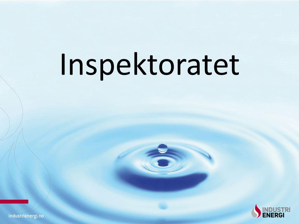 Inspektoratet Gruppe Arbeide.