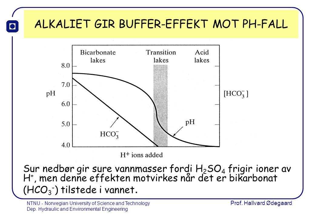 ALKALIET GIR BUFFER-EFFEKT MOT PH-FALL