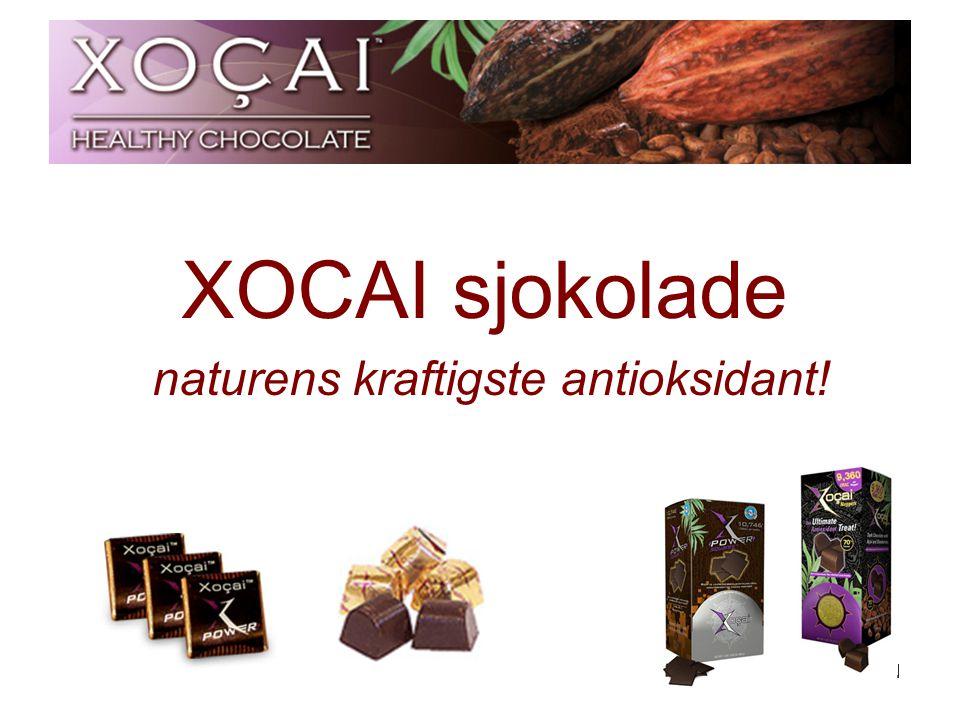 naturens kraftigste antioksidant!