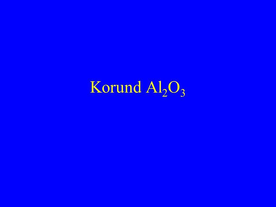 Korund Al2O3