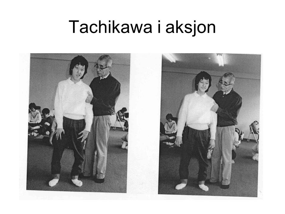 Tachikawa i aksjon