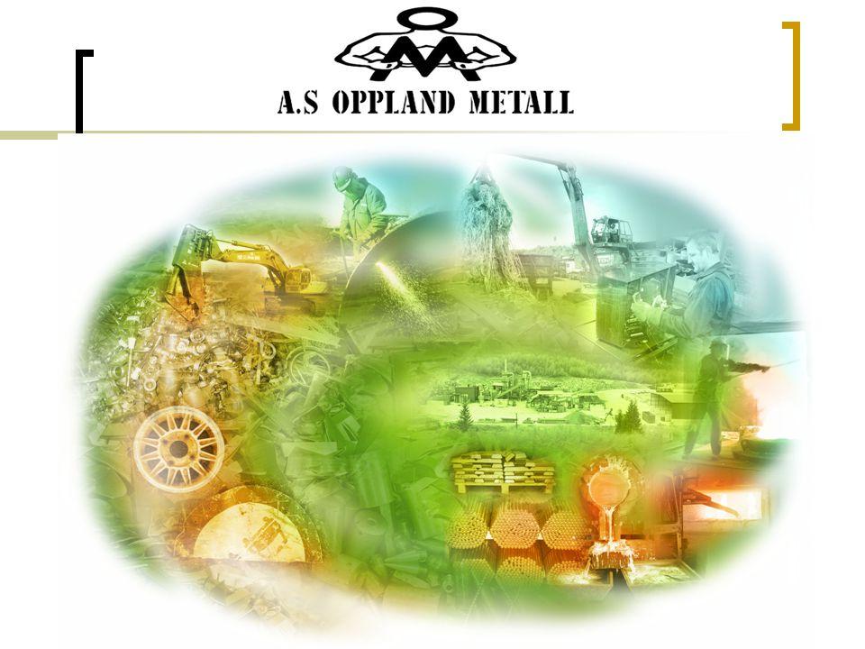 Oppland Metall AS, Postboks 46, 2801 Gjøvik. TLF:61187670. FAX:61170471