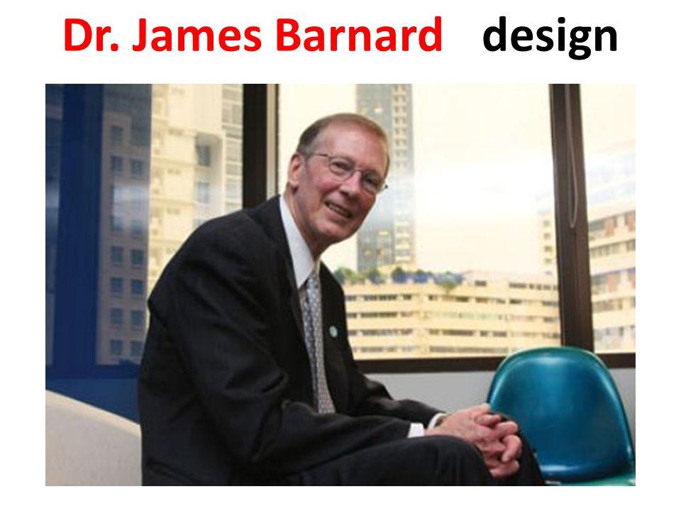 Dr. James Barnard design
