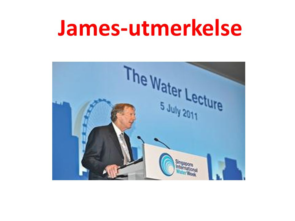 James-utmerkelse
