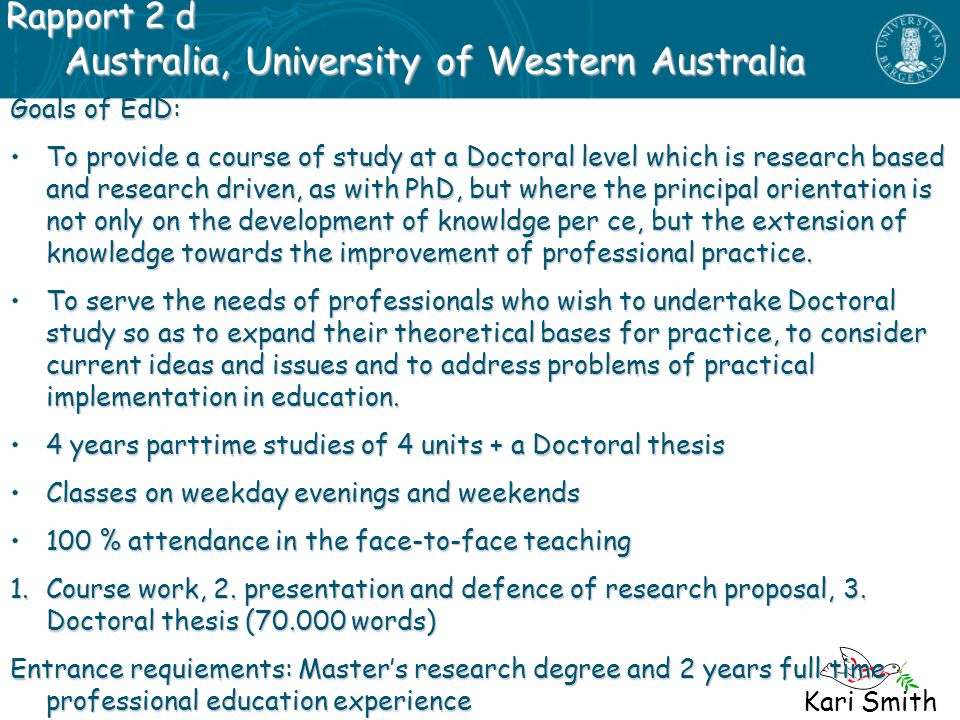 university of western australia thesis online The university of western australia university rank #88 (bcr) perth , australia | online take your knowledge and research to the next level by taking this master of health professions education - thesis and coursework at the university of western australia.