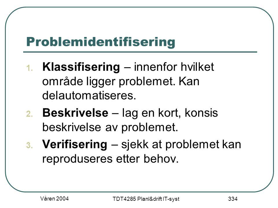 Problemidentifisering