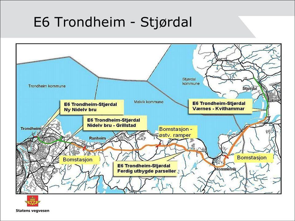 E6 Trondheim - Stjørdal