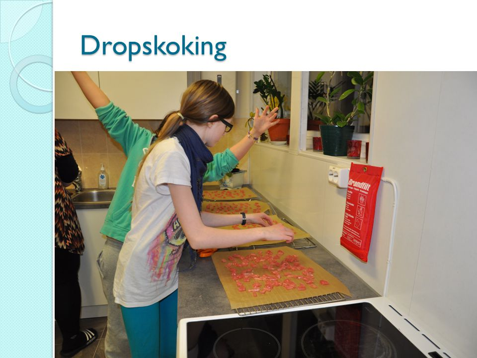 Dropskoking
