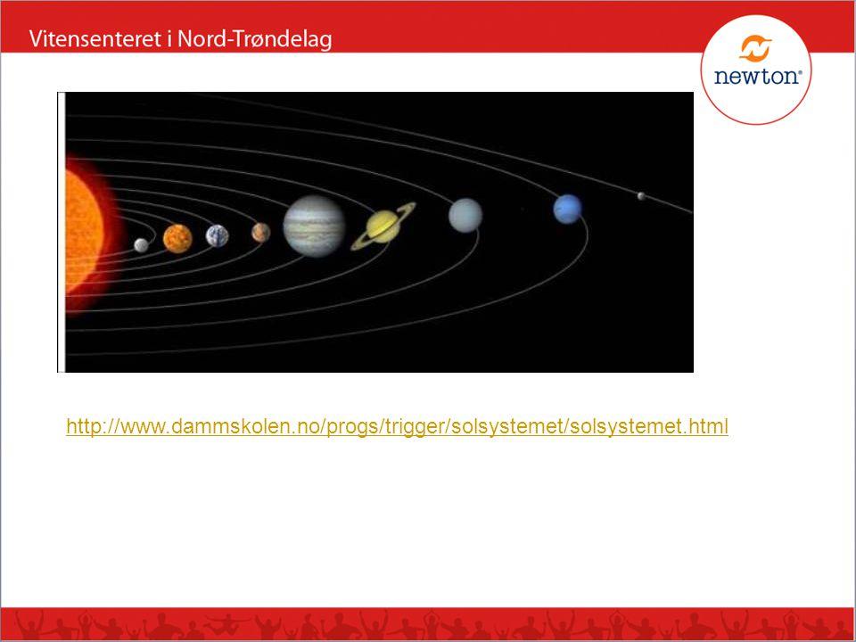 http://www.dammskolen.no/progs/trigger/solsystemet/solsystemet.html