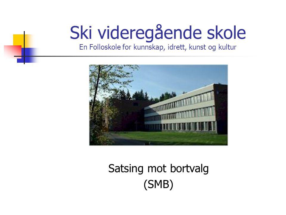 Ski videregående skole En Folloskole for kunnskap, idrett, kunst og kultur