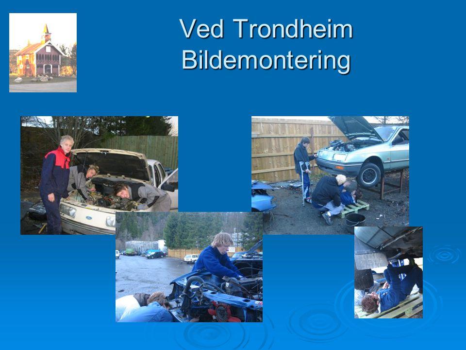 Ved Trondheim Bildemontering